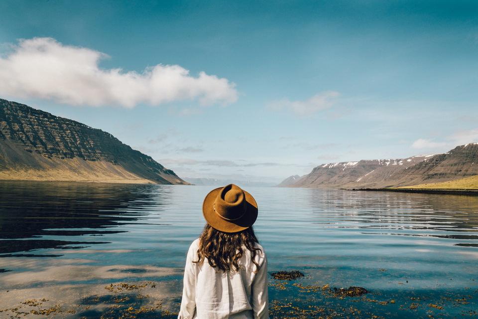冰岛峡湾之夏