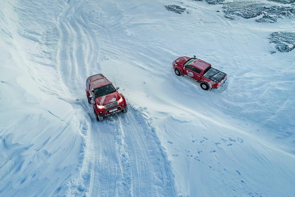 冰岛暖冬 - 深度 4x4 越野自驾在线报名