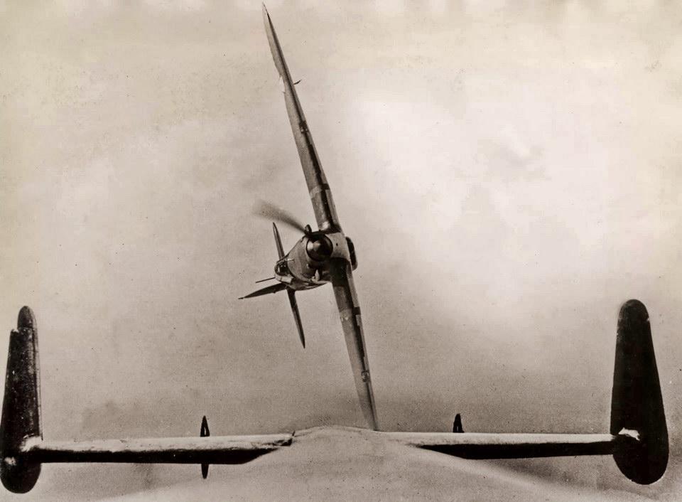 德国空军的噩梦